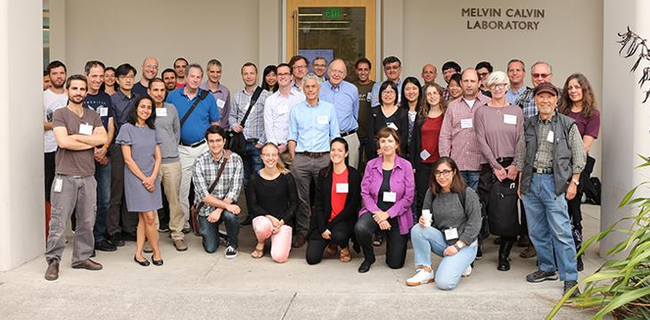 October 2018: Researchers from UCB and TAU at the Kickoff Workshop in UC Berkeley
