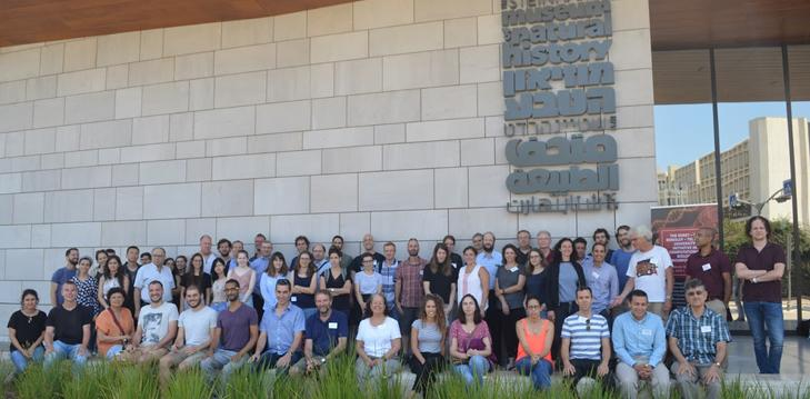 July 2019: Researchers from TAU and UCB at the second annual workshop at TAU