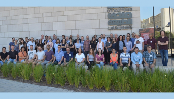July 2019: Second annual workshop of the Koret-Berkeley-TAU Initiative